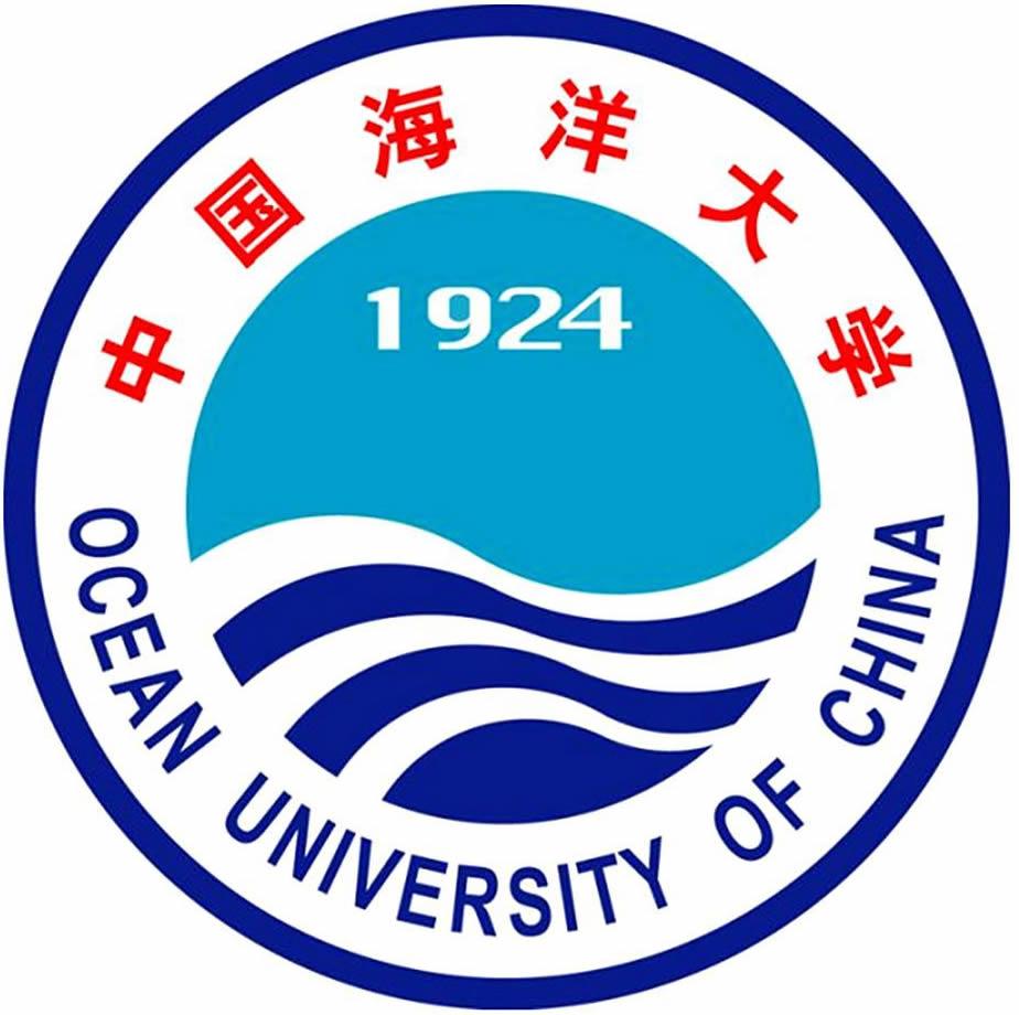 中国海洋大学logo