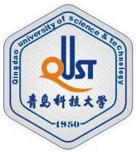 青岛科技大学logo