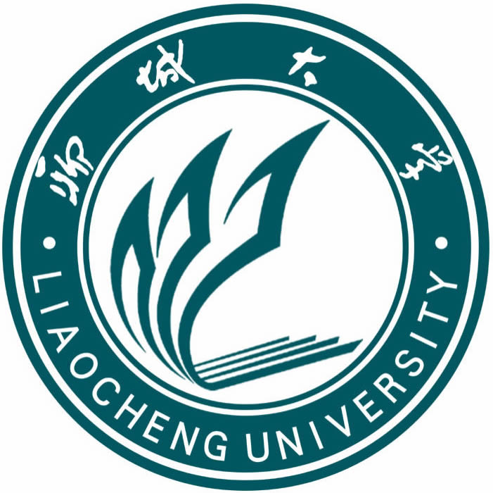 聊城大学logo